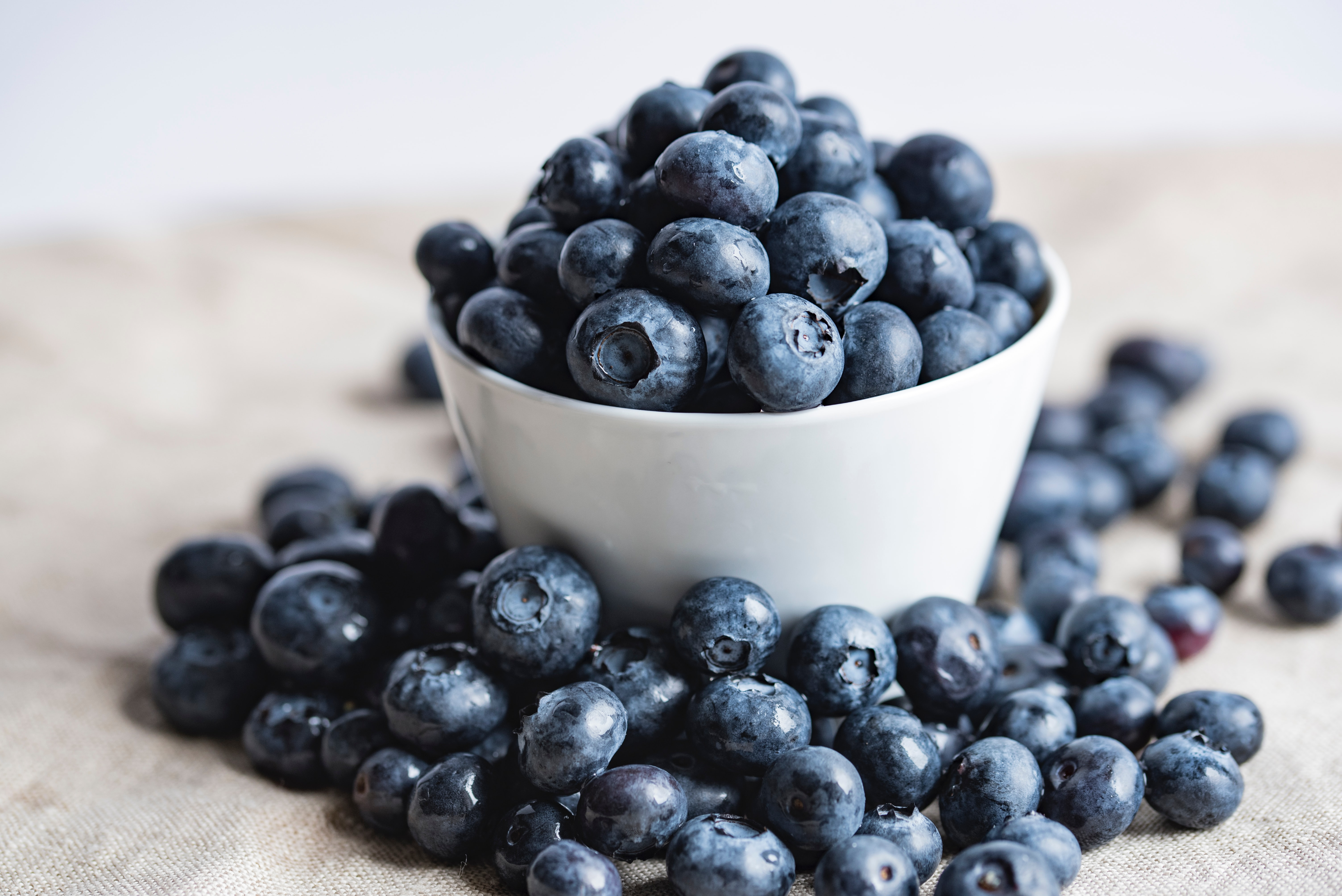 vitamin k blueberries