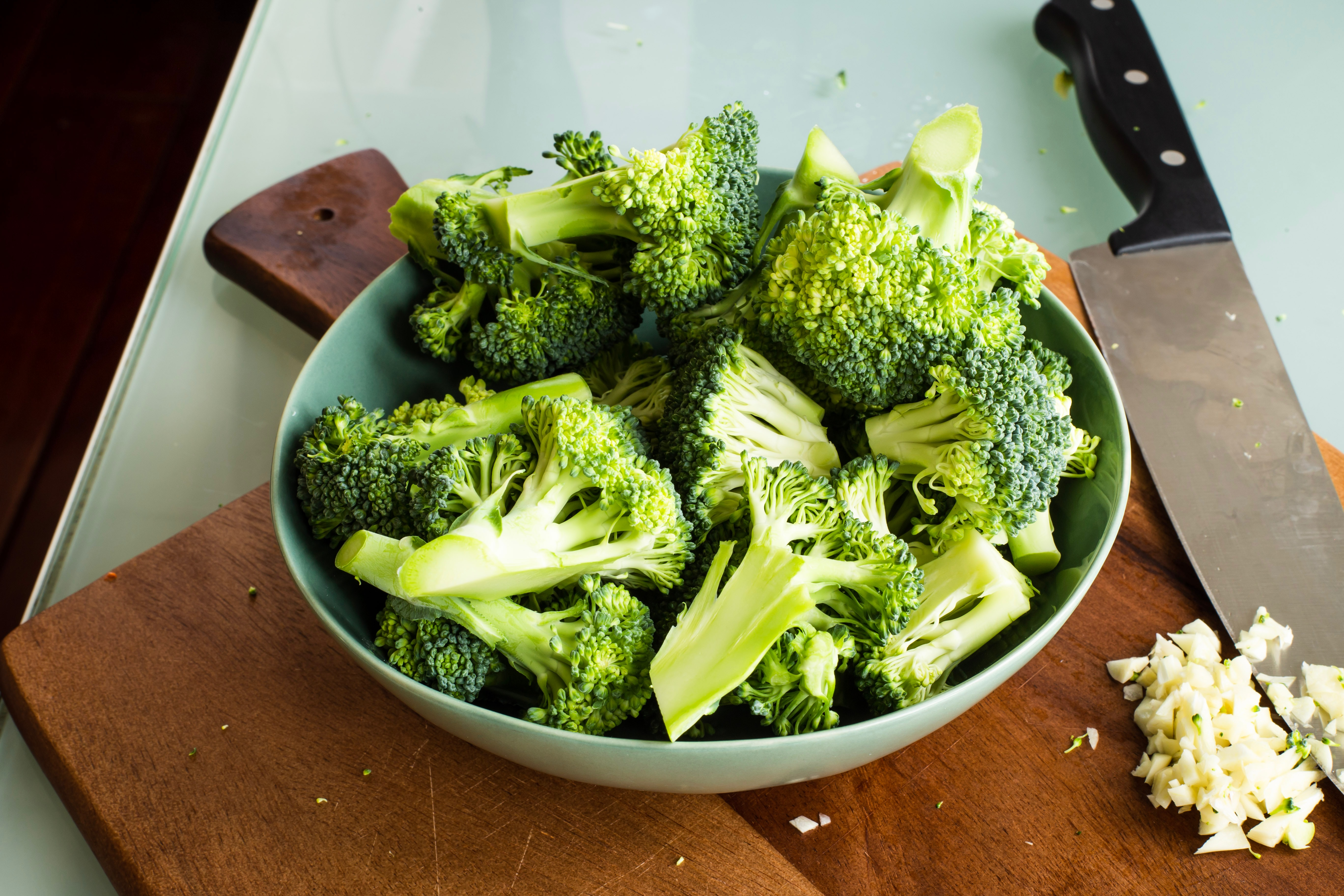 vitamin k broccoli